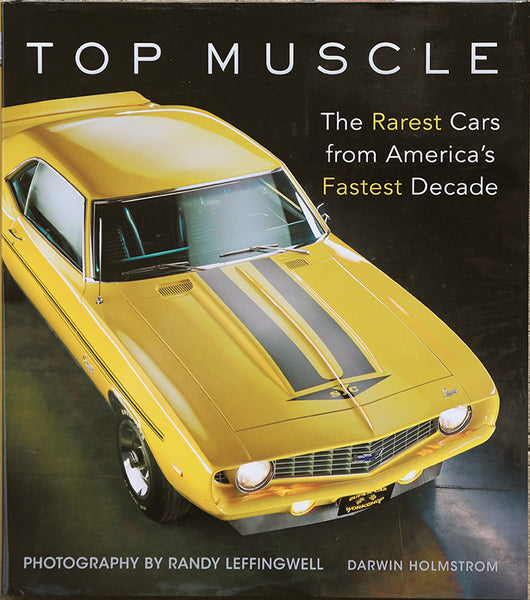 Top Muscle – The Rarest Cars from America's Fastest Decade - Nitroactive.net
