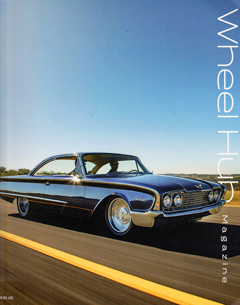 Wheel Hub Magazine Fall 2020 – Sunliner Cover