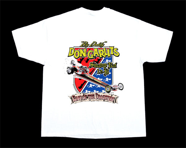 Don Garlits T-Shirt - Nitroactive.net