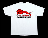 Gilmore Roars Again White Cotton T-Shirt