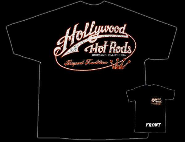 Hollywood Hot Rods Vintage Tradition T-Shirt - Nitroactive.net