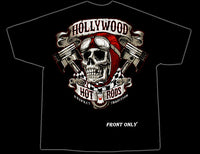 Hollywood Hot Rods Grim Racer T-Shirt - Nitroactive.net