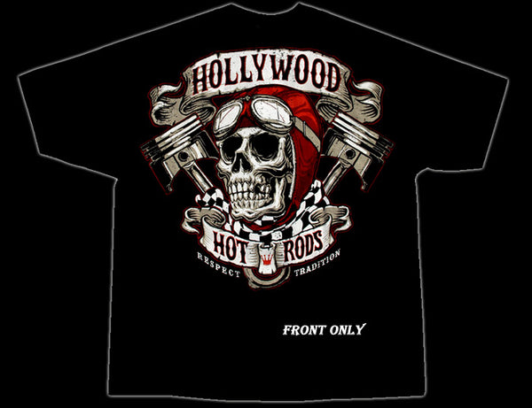 Hollywood Hot Rods Grim Racer T-Shirt