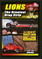 Lions - The Greatest Drag Strip, Vol 2 - Nitroactive.net