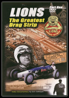 Lions - The Greatest Drag Strip Vol 1 DVD - Nitroactive.net