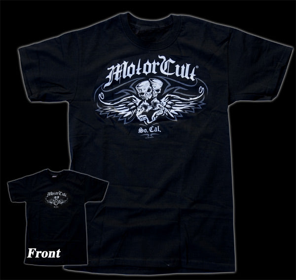 Flying Piston Motorcult T-Shirt - Nitroactive.net