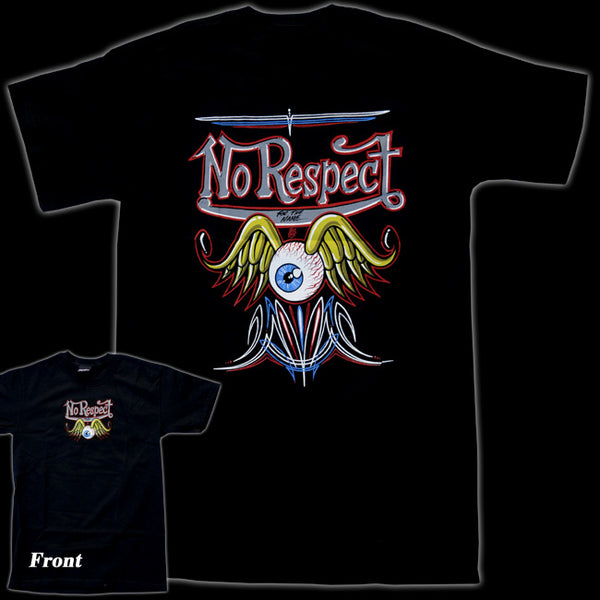 No Respect Motorcult T-Shirt - Nitroactive.net