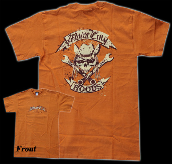 MC Hoods Motorcult T-Shirt - Nitroactive.net