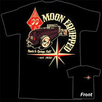 Moon Classic Roadster T-Shirt - Nitroactive.net