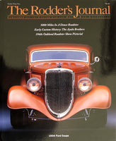 Rodder's Journal Number Thirty-Nine – Cover A - Nitroactive.net