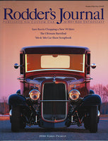 Rodder's Journal Number Fifty One– Cover B - Nitroactive.net