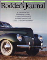 Rodder's Journal Number Sixty Five – Cover A - Nitroactive.net