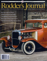 Rodder's Journal Number Sixty Five – Cover B Mode A Coupe