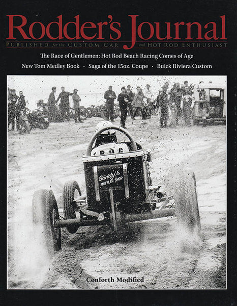 Rodder's Journal Number Seventy Four – Cover A