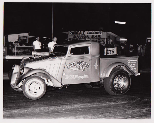 Ron Brizzio Willys Pickup Irwindale