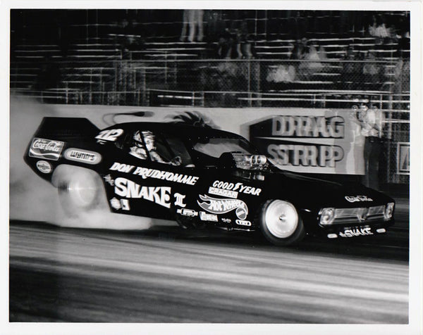 Don Prudhomme Snake II Funny Car Lions