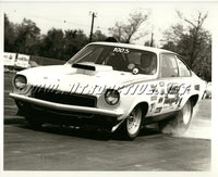 Grumpy's Toy Pro Stock Vega 8x10 Photo