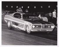 Twig Zeigler Duster Funny Car 8X10 Photo