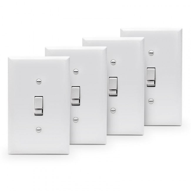 4 Pack WS467 Wall Switch Kit