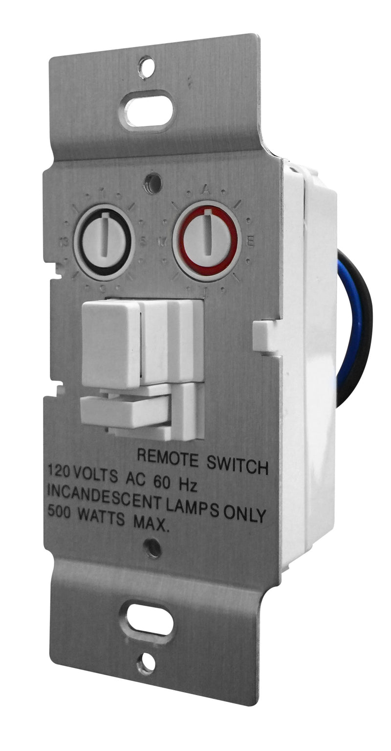 PLW01 Soft Start Dimmable Wall Switch