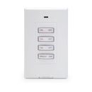 SS13A Slimline Switch Decorator White