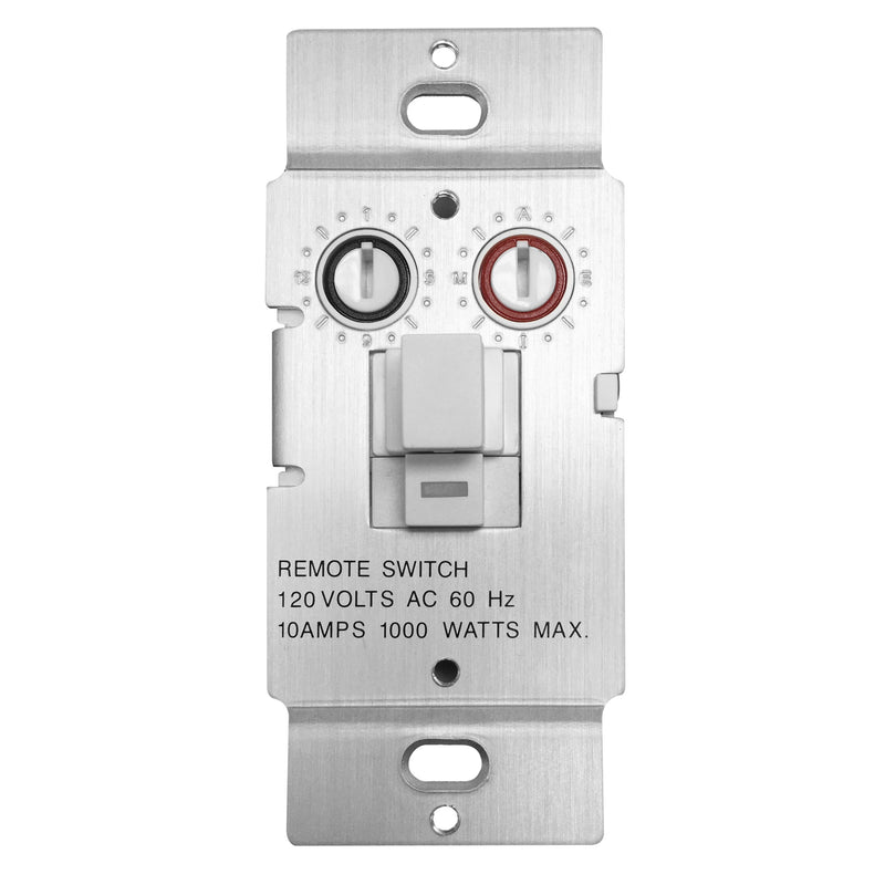 WS469 Push Button Relay Wall Switch