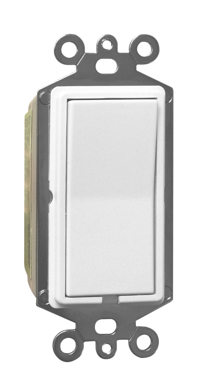 XPS4 Quiet Relay Decorator Wall Switch with AGC (NEW XPS3)