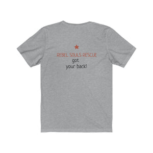 RSR Got Your Back T-shirt