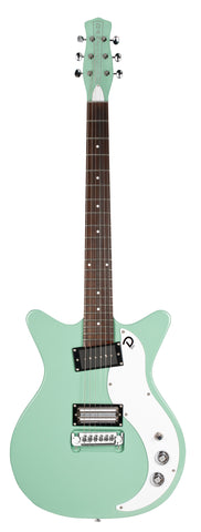 Danelectro 59X with Lipstick Humbucker Electric Guitar