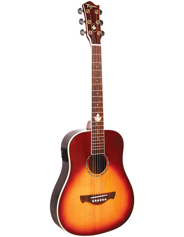 Tagima Fernie-EQ (Small Body) Canada Series Electric Acoustic Guitar