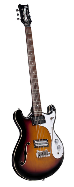 Danelectro The 66BT Baritone with Tremolo