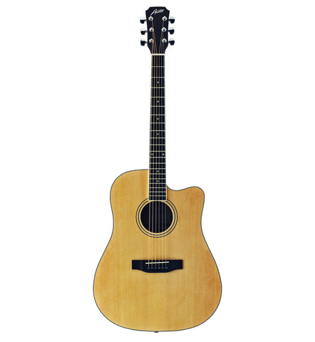 Austin AA25-DEC Dreadnought Acoustic Electric Guitar