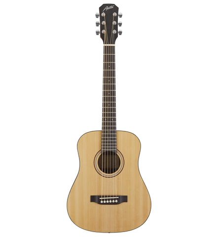 Austin AM30-DSS Travel Size Dreadnought Acoustic Guitar