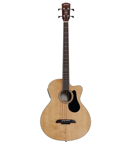 Alvarez Artist Series AB60CE Acoustic Electric Bass Guitar