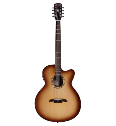 Alvarez Artist Series ABT60CE-8 SHB 8 String Acoustic Electric Baritone Guitar