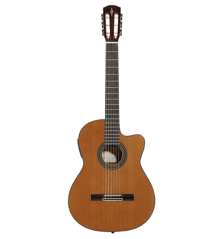Alvarez Artist Series AC65CE Classical Acoustic Electric Guitar