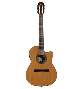 Alvarez Artist Series AC65HCE Acoustic Electric Hybrid Classical Guitar