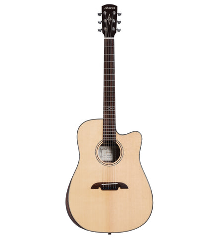Alvarez Artist Elite Series ADE90CE AR Acoustic Electric Dreadnought Guitar w/Bevel Armrest
