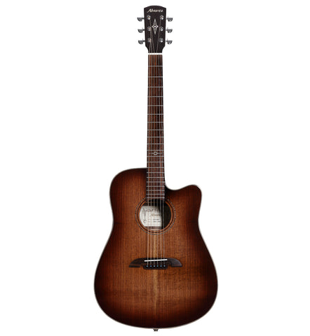 Alvarez Artist Elite Series ADWS77CE SHB Acoustic Electric Slim Dreadnought Guitar