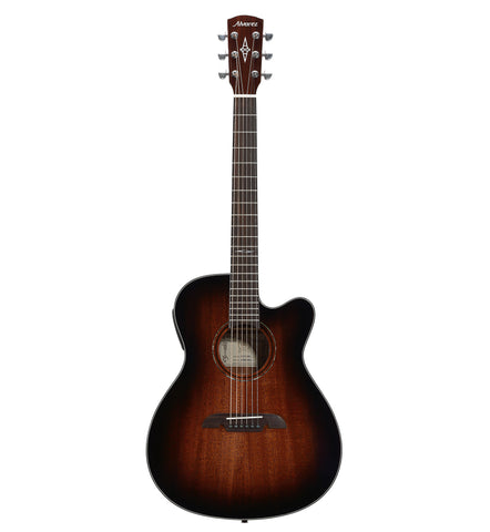 Alvarez Artist Series AF66CE SHB Acoustic Electric OM/Folk Guitar
