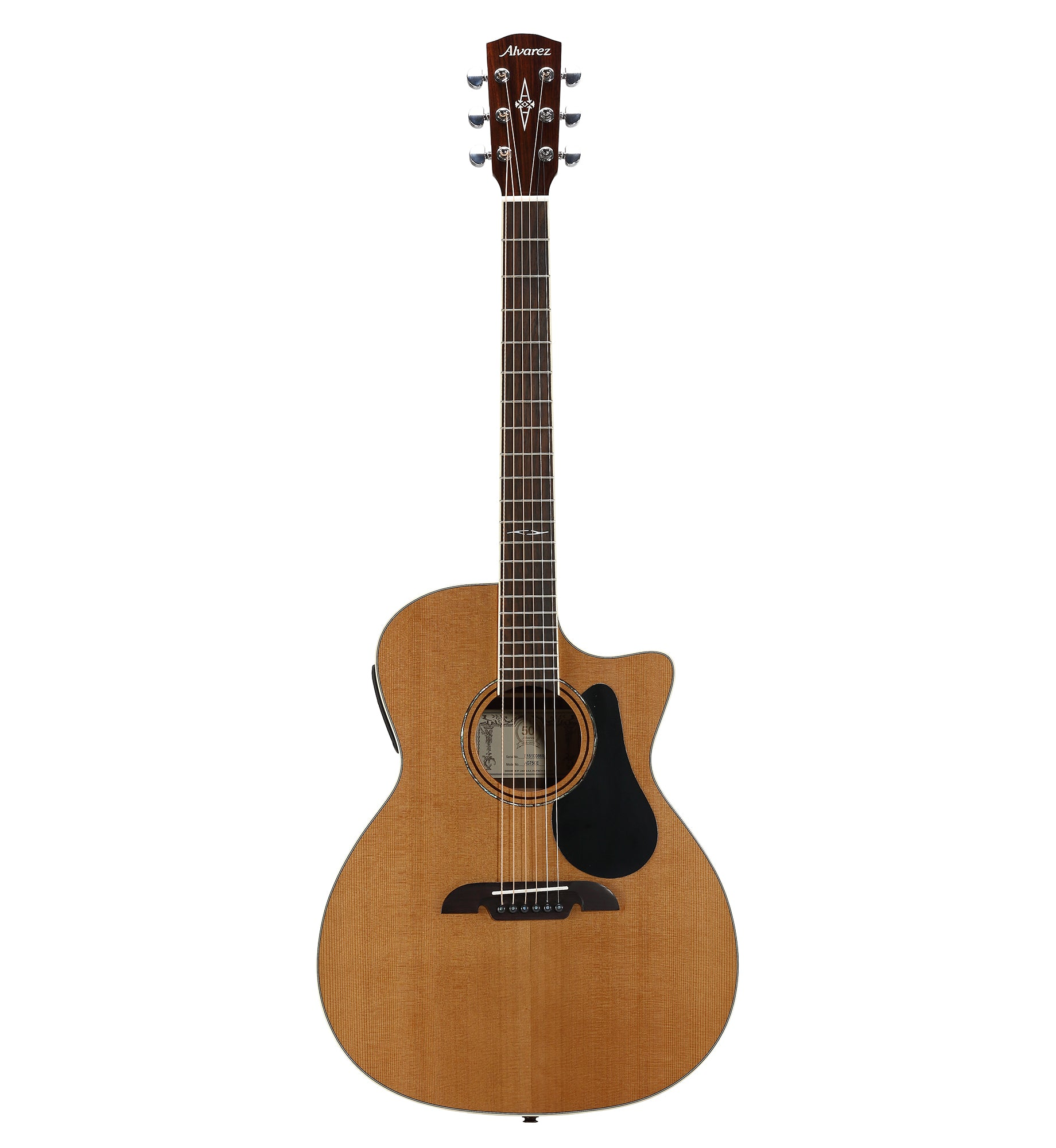 Alvarez Artist Series AG75WCE Acoustic Electric Grand Auditorium Guitar
