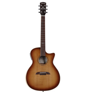 Alvarez Artist Elite Series AGA95CE AR SHB Acoustic Electric Grand Auditorium Guitar w/Armrest