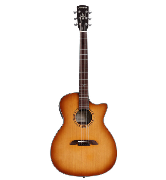 Alvarez Artist Elite Series AGE95CE SHB Acoustic Electric Grand Auditorium Guitar