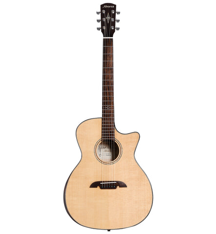 Alvarez  Artist Elite Series AGFM80CE AR Grand Auditorium Acoustic Electric Guitar w/Slim Armrest