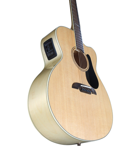 Alvarez Artist Series AJ80CE Acoustic Electric Jumbo Guitar