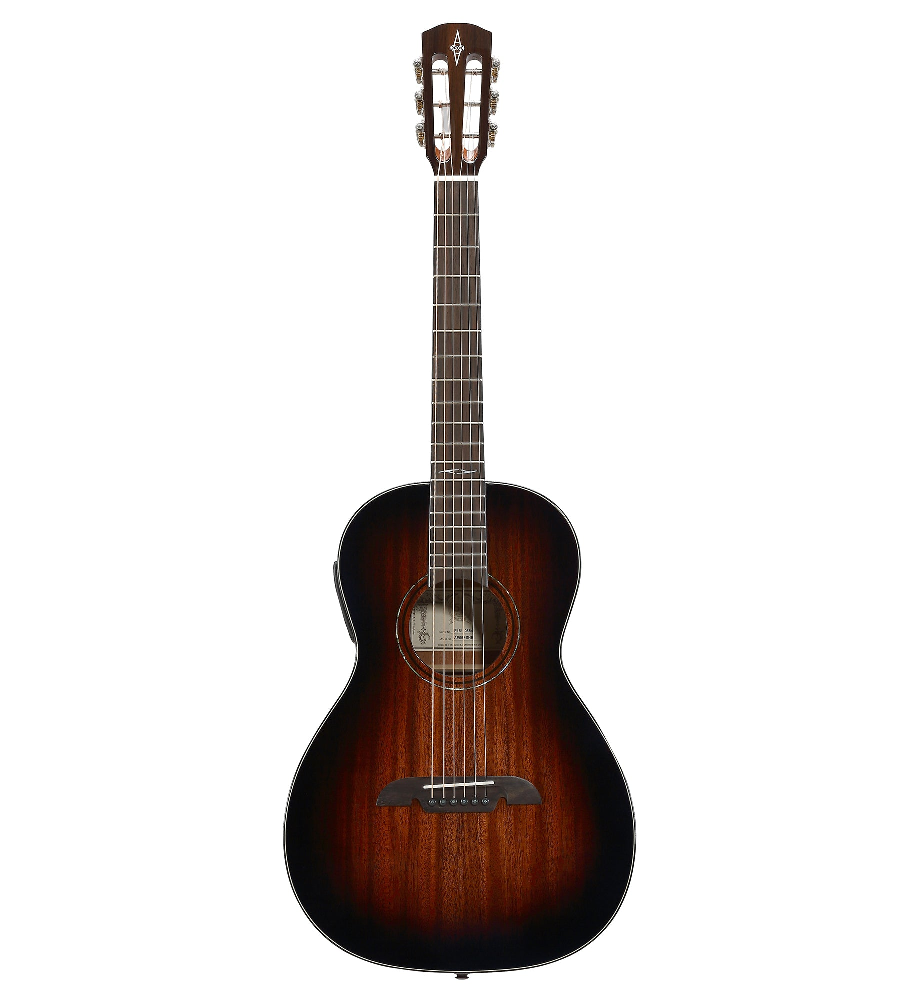 Alvarez Artist Series AP66E SHB Acoustic Electric Parlor Guitar