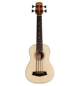 Alvarez Artist Series AU60E Acoustic Electric Bass Ukulele