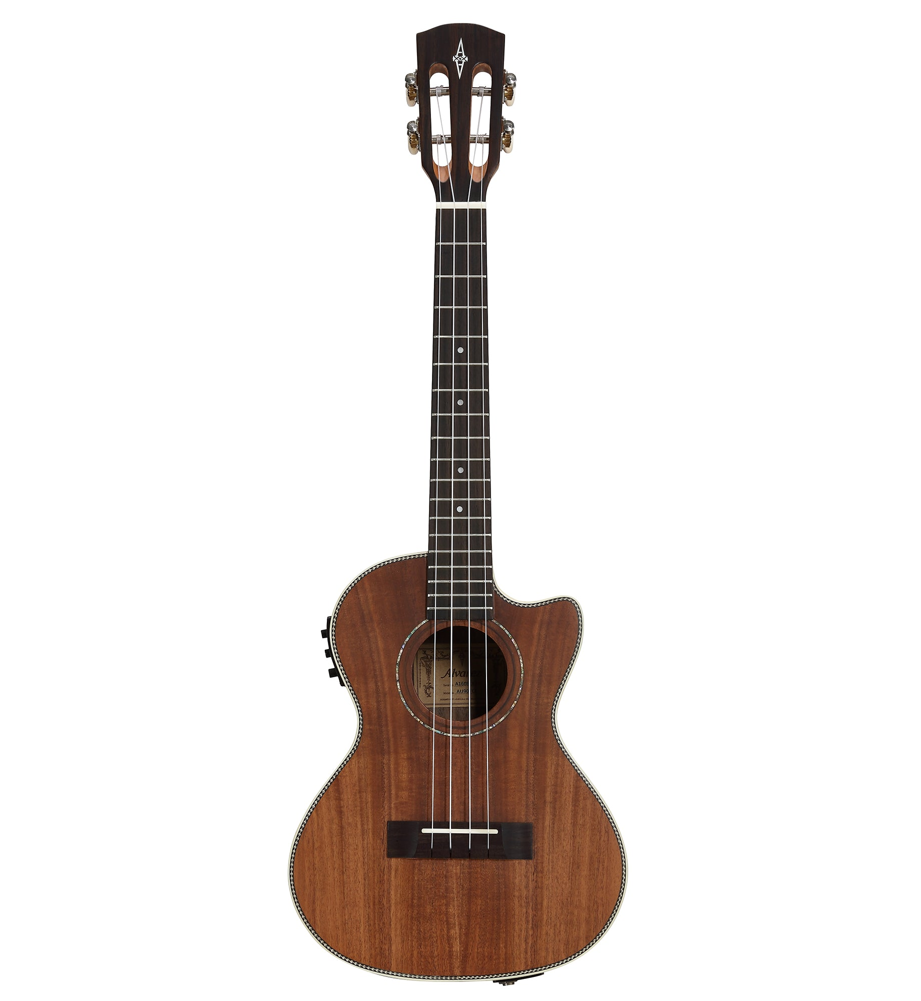 Alvarez Artist Series AU90TCE Acoustic Electric Tenor Ukulele
