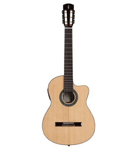 Alvarez Cadiz Series CC7CE Acoustic Electric Concert Classical Guitar