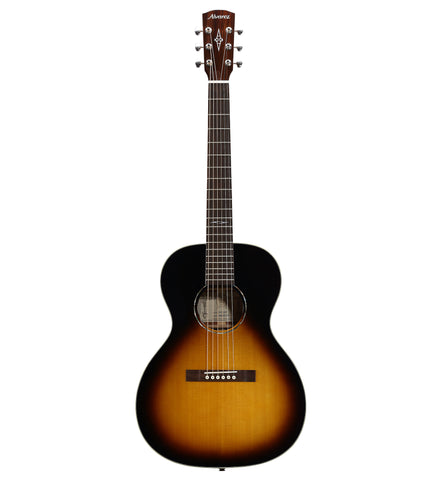Alvarez Artist Series Delta 00E TSB 14th Fret Blues Acoustic Electric Guitar